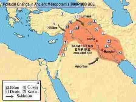 sumer_harita
